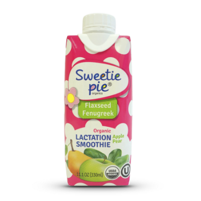 Sweetie Pie Lactation Smoothie