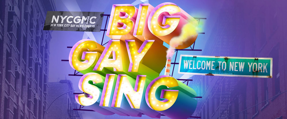 Big Gay Sing: Welcome to New York