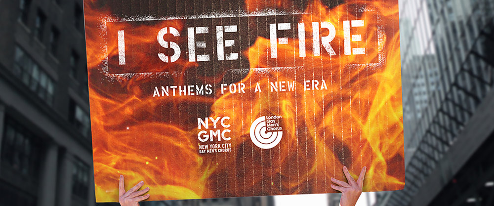 I See Fire: Anthems for a New Era