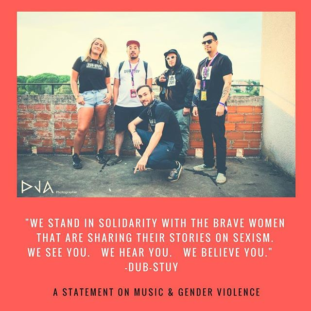 #clientshoutout to @dubstuy, a record label & sound system collective that traces the link between the roots of sound system culture in Jamaica and contemporary bass & electronic music. In the wake of recent allegations of sexism & sexual violence in the music & entertainment industry, they offered a compassionate and progressive statement in support of women in the music industry and a call to action for male peers to show more empathy & adjust behavioral patterns that perpetuate a culture of disrespect & violence toward women. We applaud their stance and are proud to have represented their work. Read their full statement at www.dub-stuy.com/statement-music-gender-violence . . #music #culture #progress #dub #women #reggae #womeninmusic #empathy #compassion #leadbyexample #soundsystem #recordlabel #creatorslaw #brooklyn #bedstuy #community