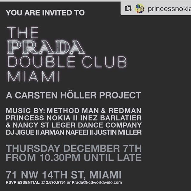 If you're in Miami for art basel tonight check out our firm client @dj.jigue performing tonight alongside @princessnokia @methodmanofficial & @redmangilla 💥⚡️👌 | we love helping musicians and artists / creators of all kind! Visit us at creatorslaw.com for legal & business help with your creative project . . #artbasel #artbasel2017 #miami #princessnokia #methodman #redman #djjigue #guamparamusic #music #dj #cuba #cubanmusic #cubanmusic