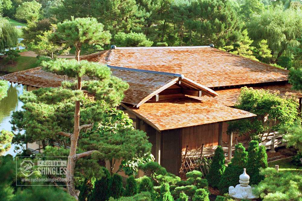 Chicago Botanical Gardens Japanese Tea House using Wafer Thin Shingles (1) copy.jpg