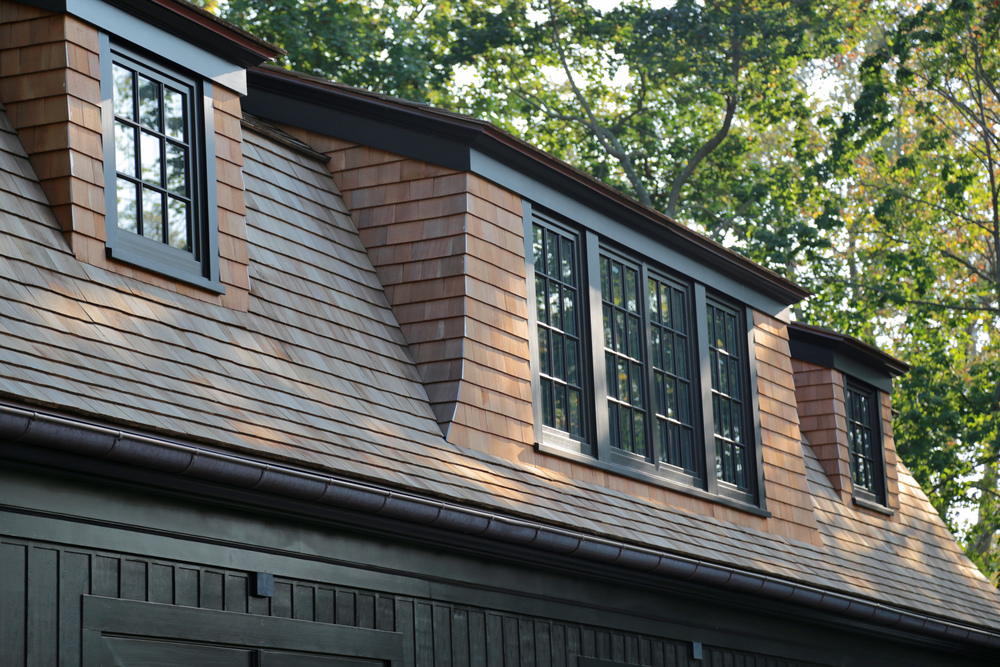 Western Red Cedar Custom Shingles