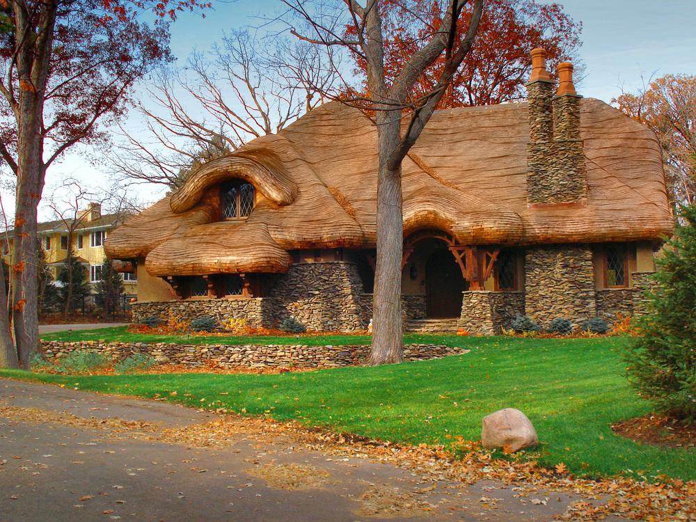 Hobbit House Shingles Custom Shingles