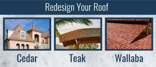 redesign your roof