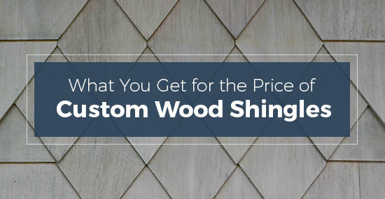 the price of wood shingles