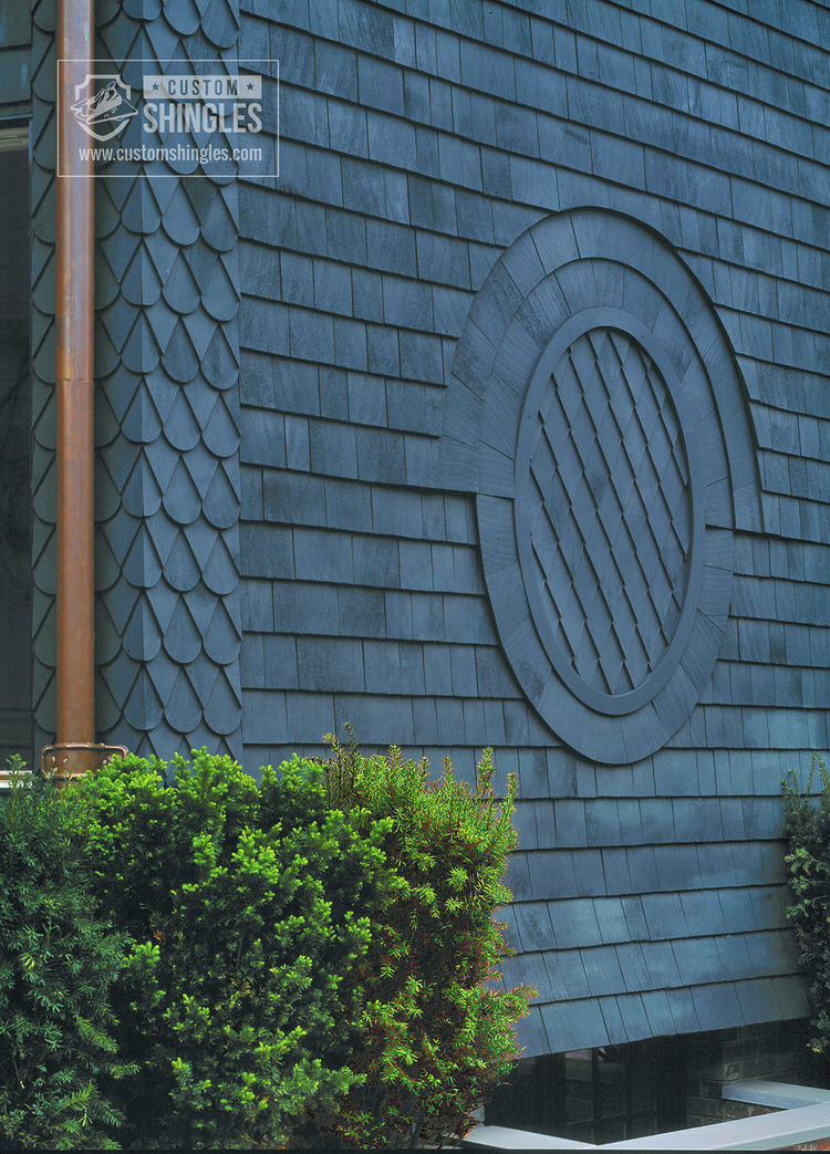 fancy cutt shingle siding