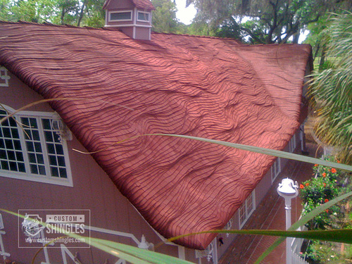 The color possibilities on Cotswold Cottage Roofs