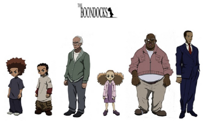 Chappelle's Show  and  The Boondocks  were the crux of popular culture and television for my friend group in middle school and I'm quite grateful that they were. Both were smart, satirical comedies covering the irony, plight, and comedic relief of being black in (white) America.