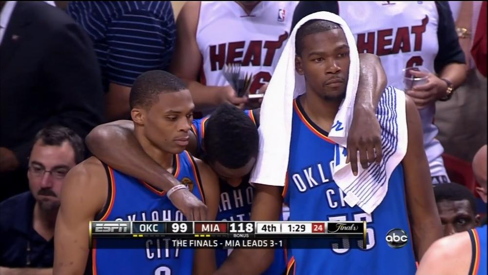 Post-2012 Finals, I'd never been more certain of a basketball fiefdom — at least not since Jordan's Bulls.