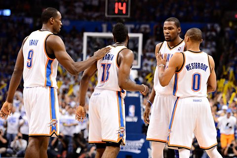 I suppose I understand running a basketball team is a difficult endeavor, further complicated for Sam Presti by cheap owners in a small market who'd already decided which players they were willing to pay: Durant, Westbrook, and then-super-defender Serge Ibaka.