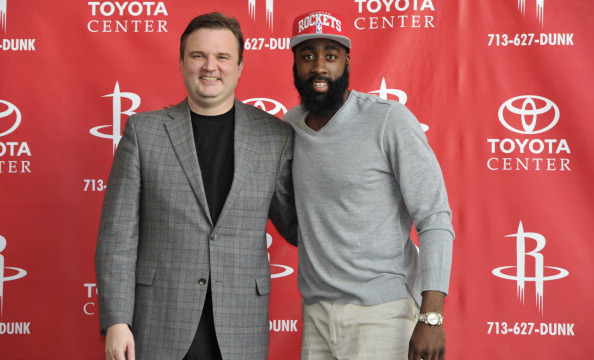 On October 27, 2012, around 6PM London time, I learned the Thunder traded James Harden to the Houston Rockets. The Thunder vaguely claimed they were unable to reach an agreement on a contract extension; James was seeking a maximum contract of $60 million over 4 years, which the Thunder countered by asking him to take a $4.5 million discount.  The Thunder traded away their third head over a mid-level exception.