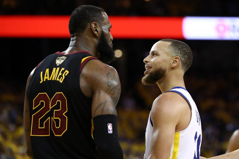 Selfishly, as Thompson made his way to the Cavs locker room and Draymond preened to the crowd and replays showed how we even got here,  I smiled at the moment , the ribbon on an otherwise perfect game. It was compelling from start-to-finish, with that skirmish adding even more intrigue to a series already unexpectedly dramatic.