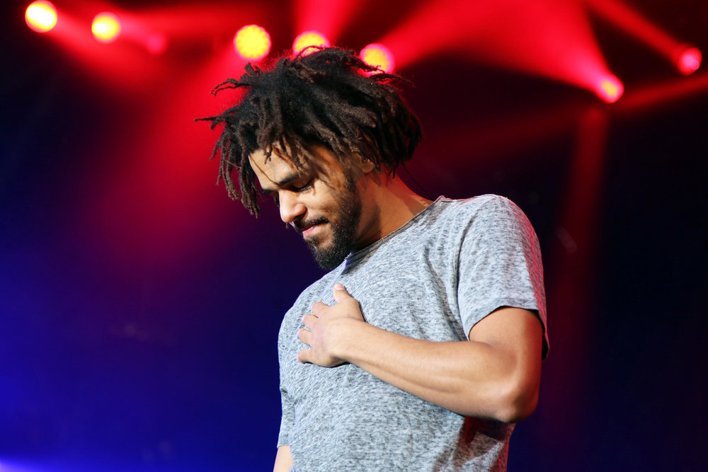 Instead of reaching a resolution or teaching a complete lesson for folks in similar circumstances, Cole chooses to further postulate and expound on his dilemmas, with the end goal of expressing himself as honestly as possible to spur motivation in those who need it most.