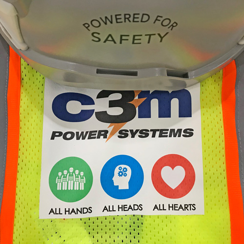 C3M Power Systems Safety