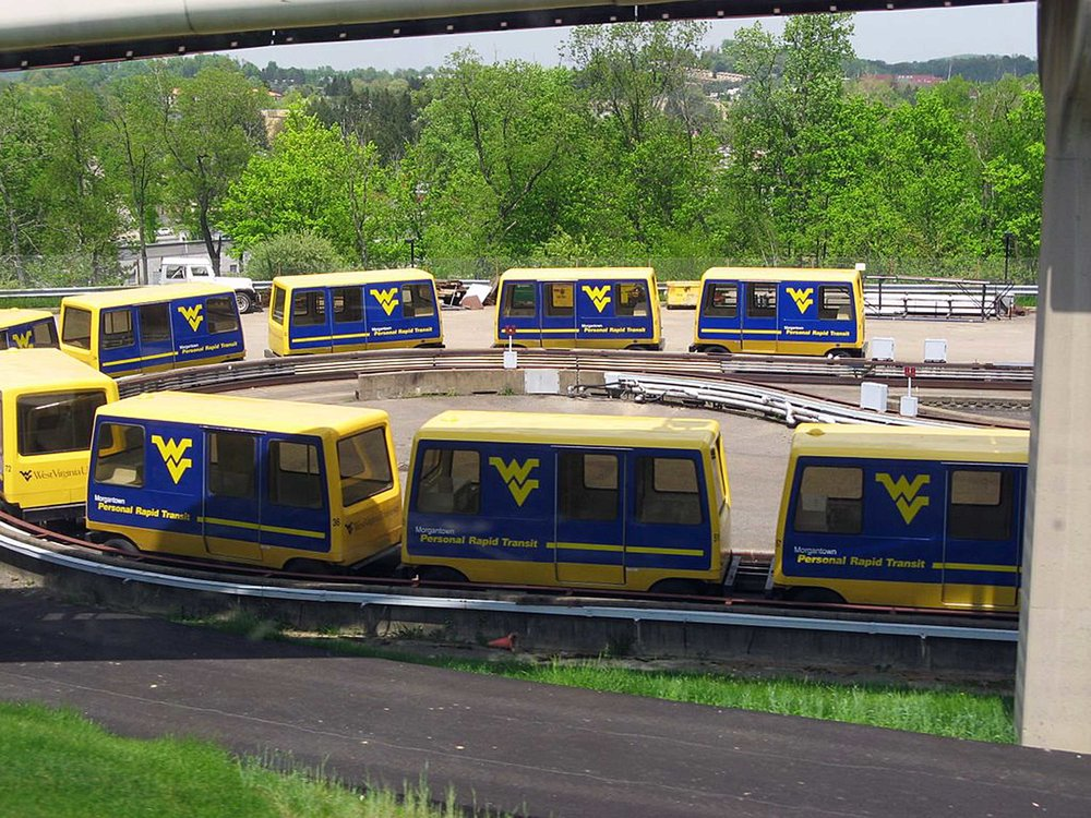 West Virginia University Personal Rapid Transit System Automatic Train Control and Fare Collection System Replacement -  Morgantown, WV
