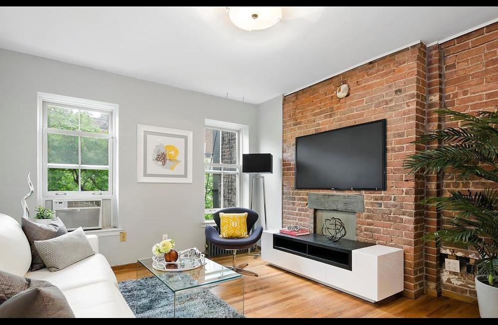 NYC Home Staging - 715 Washington Street