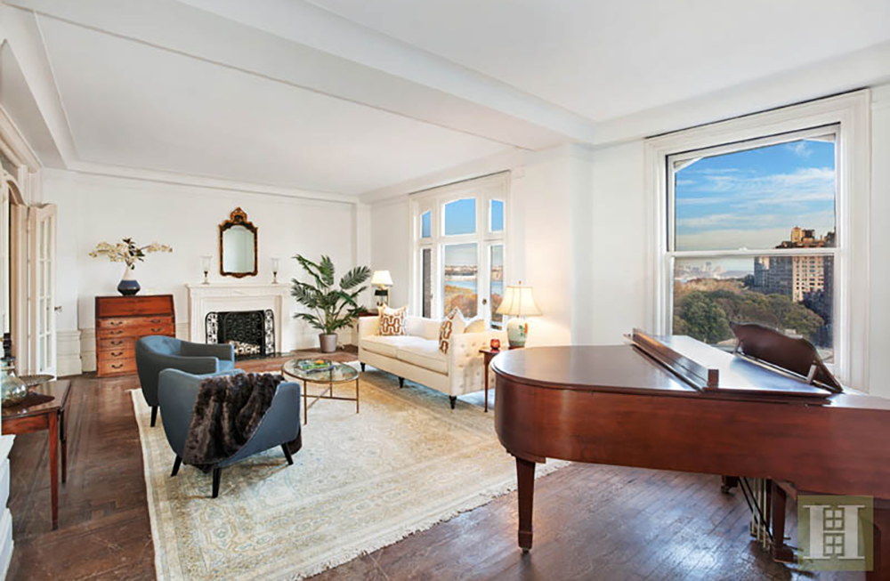 New York Home Staging - 316 West 79th Street