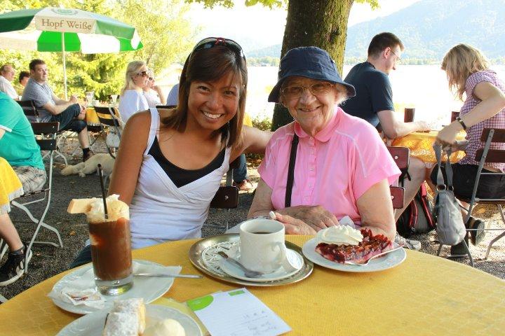 Marianne Behn & I