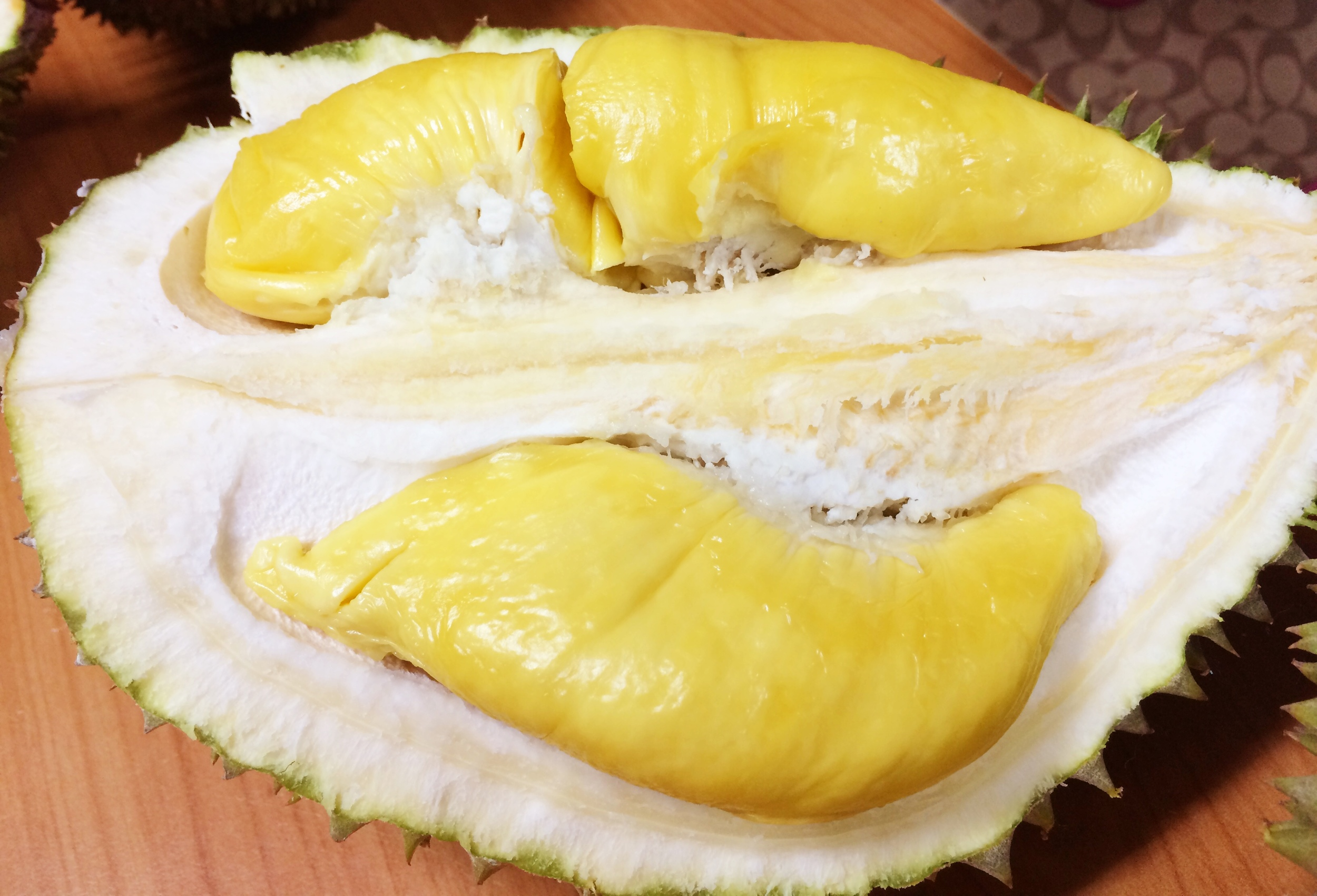 Durian (King of Fruits!): Ah Seng Durian: Ghim Moh Market, currently at Blk 150A Ghim Moh Temporary Market #01-64, Singapore