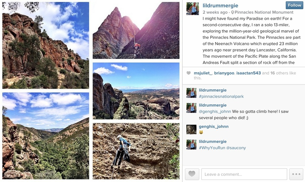 May 22, 2015: Pinnacles National Park, Paicines, California