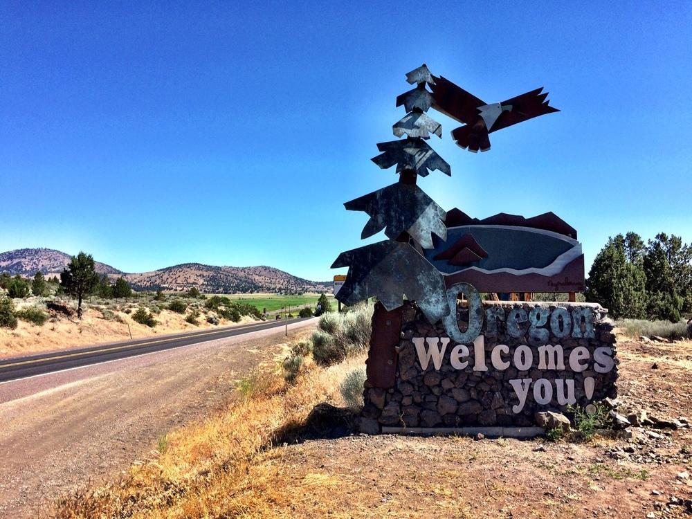 Welcome Oregon