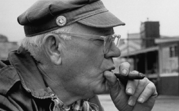 Eric Hoffer. Pic credit: Time Life Pictures/Getty