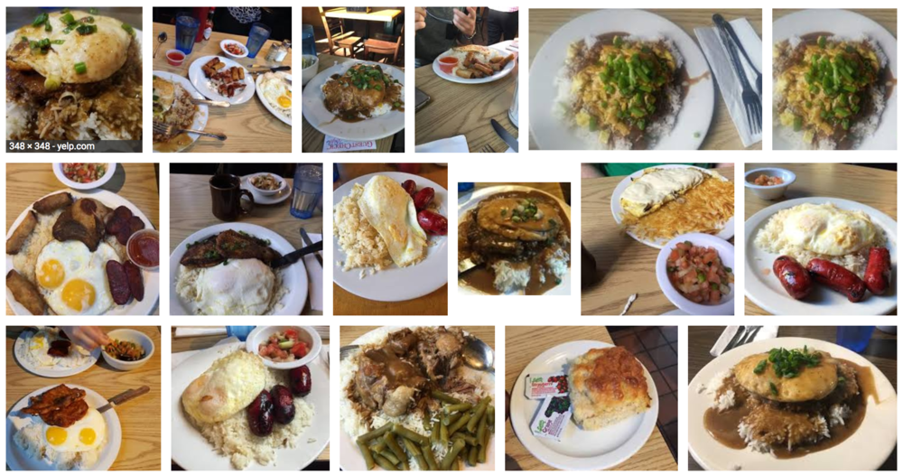 Picture credit: Google.  Ludi's  in downtown Seattle has 4 out of 5 stars on Yelp, and 269 reviews, which is a good sign for a great place to dine in!