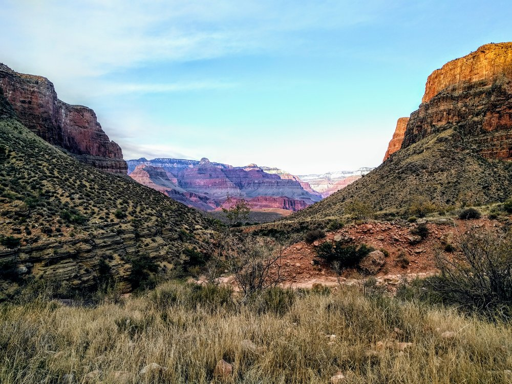 It's impossible not to fall in love with the Grand Canyon, which landscape inspires so