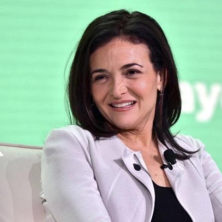 Sheryl Sandberg. Pic credit: Google
