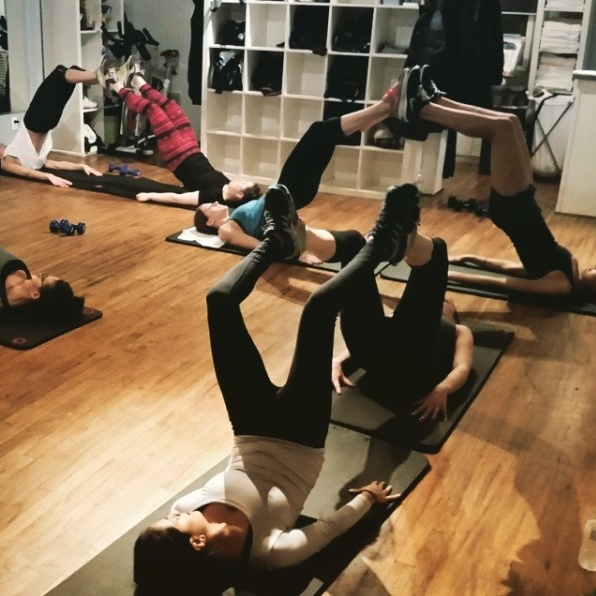 model-nyc-personal-training-group-fitness