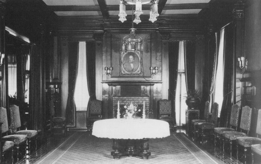 1920s  Exec Mansion state dining room IHPA.jpg
