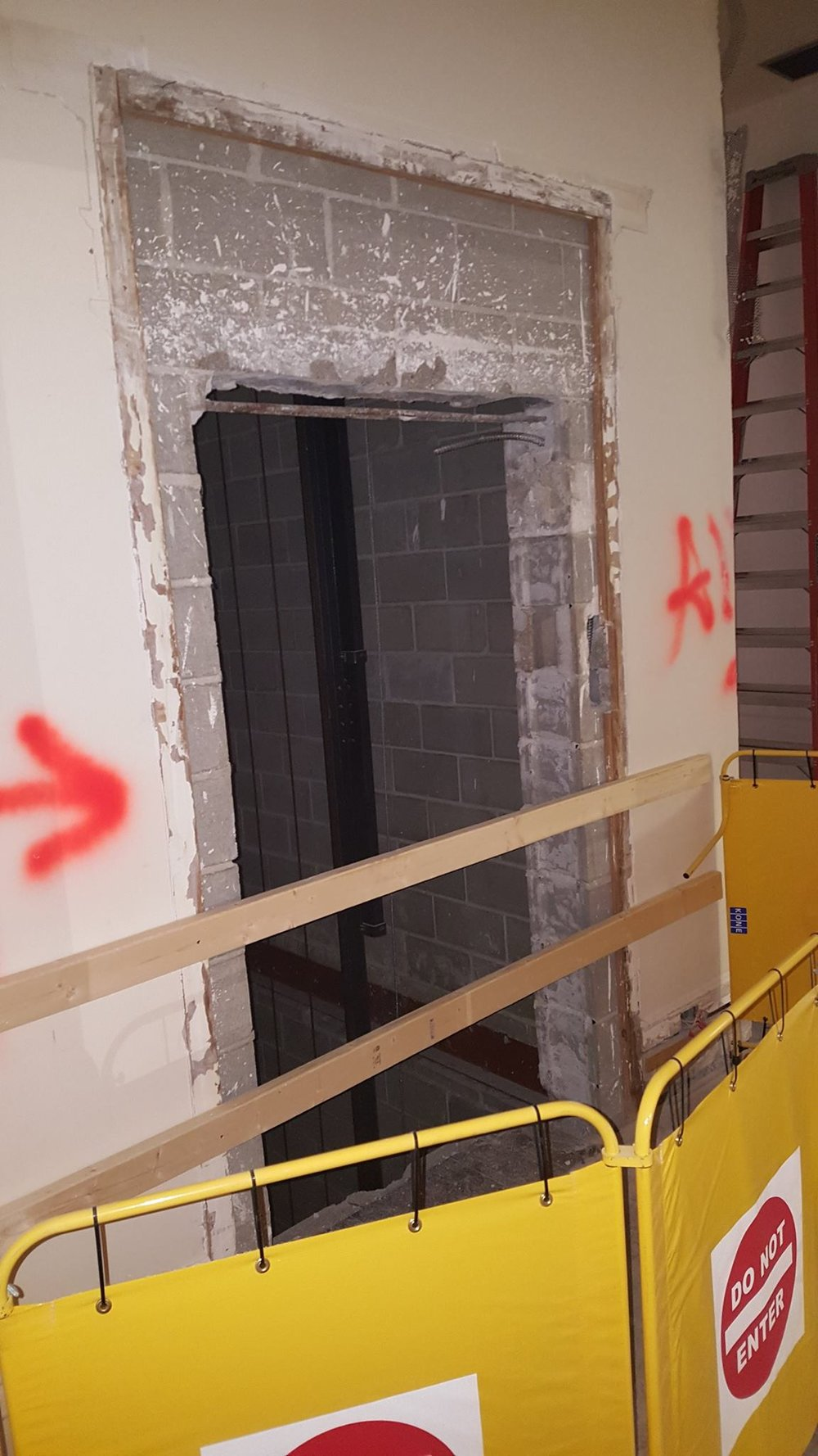 The elevator repair is underway-min.jpg