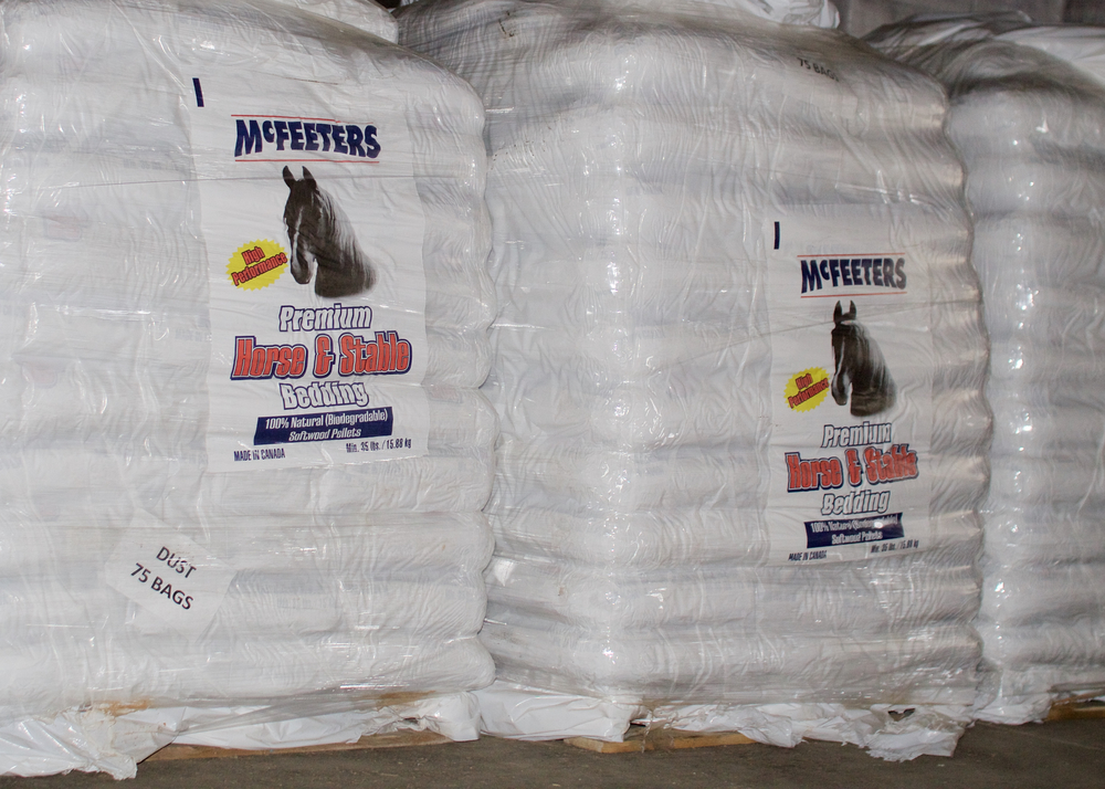 Bedding Pellets