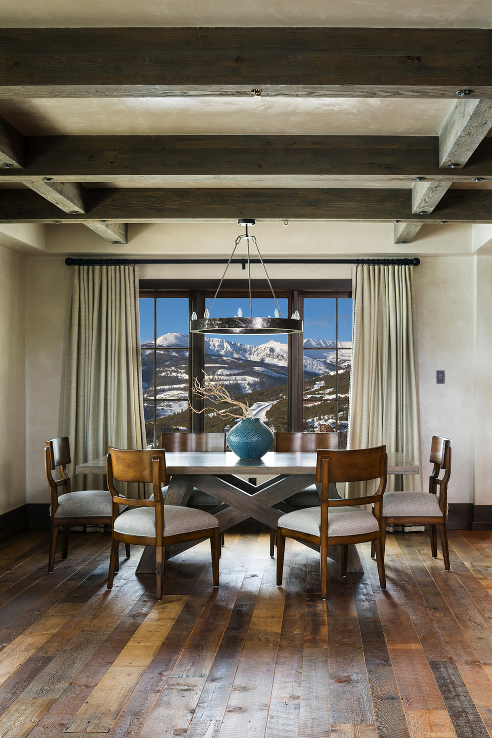 Yellowstone Vista by Shelter Interiors | Yellowstone Club | Big Sky, Montana