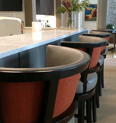 Barstools   by A. Rudin Design