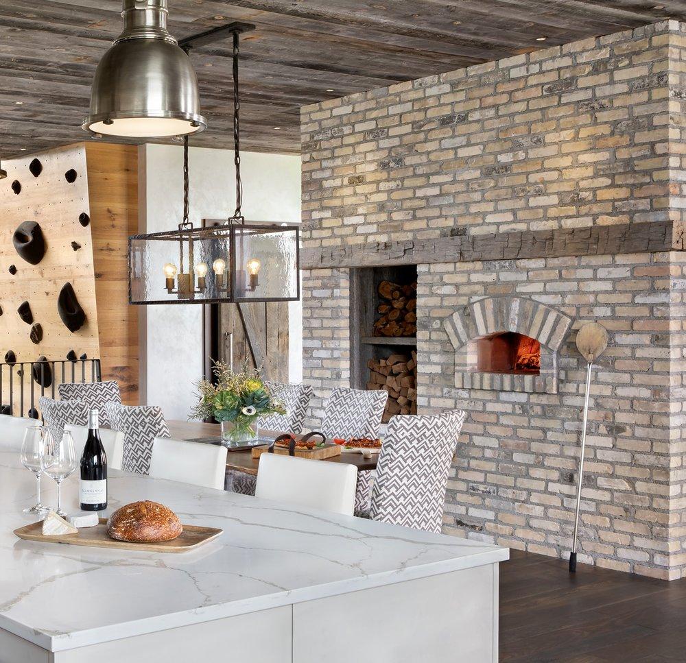 Wood Fired Oven   by MUGNAINI