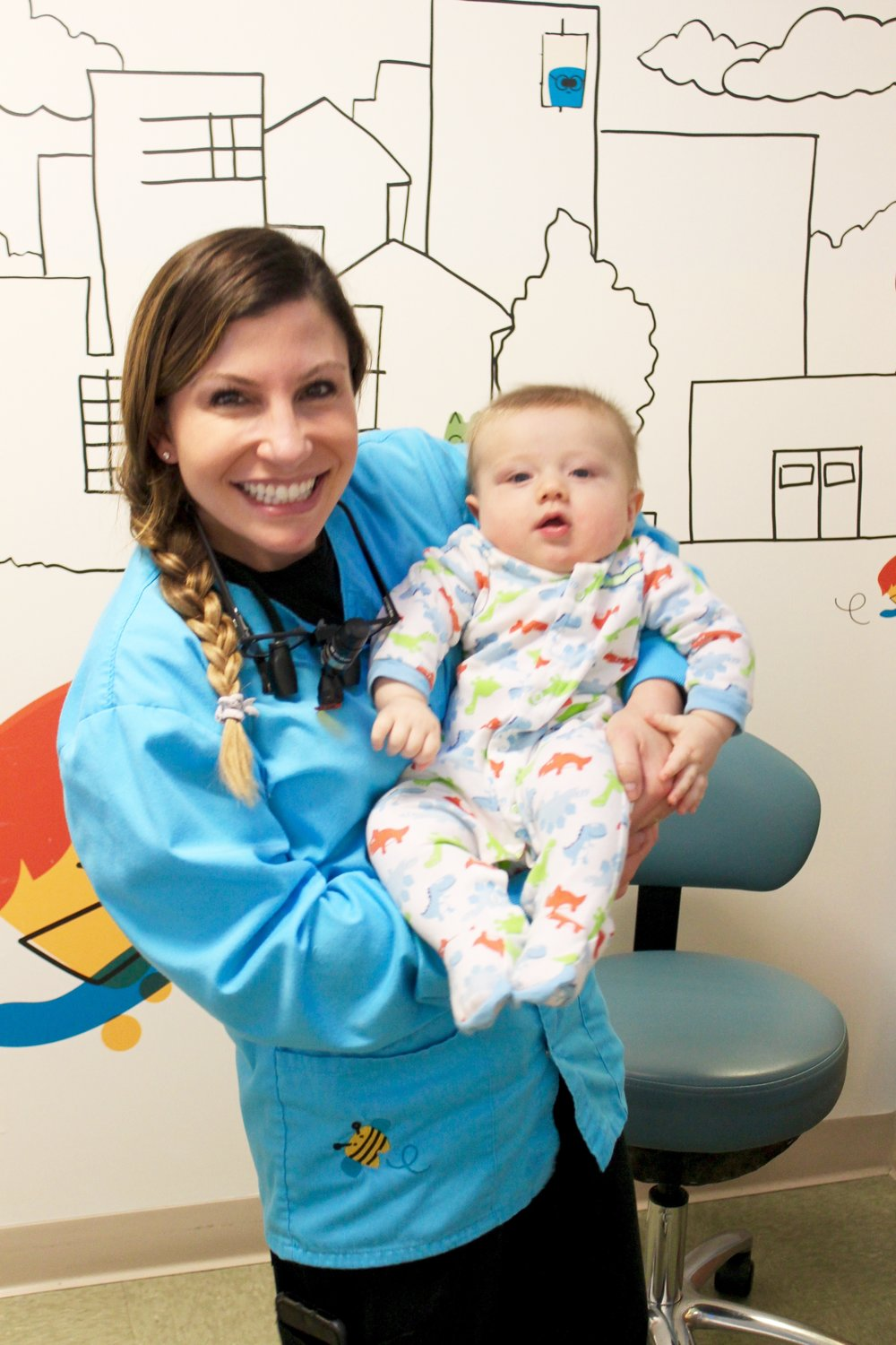 """""""It is incredibly rewarding to contribute to the betterment of a child's ability to seamlessly breastfeed, as well as have breastfeeding become an enjoyable and priceless experience for the mother."""" - Dr Lisa Beinstock"""