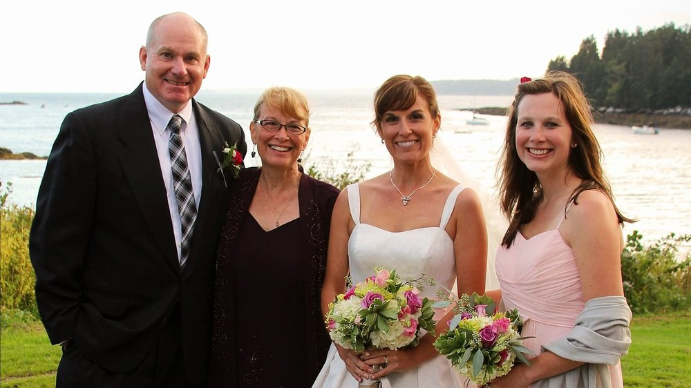 Wedding venue with lodging in Maine