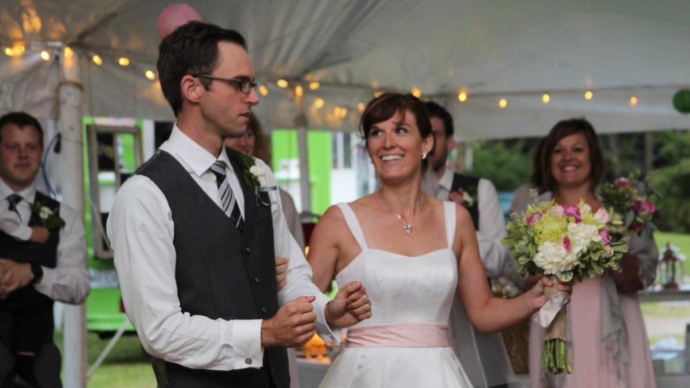 Sea side weddings in Friendship, Maine