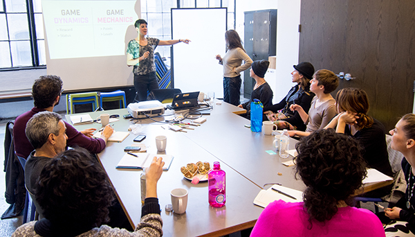 Disrupt Design workshops that work