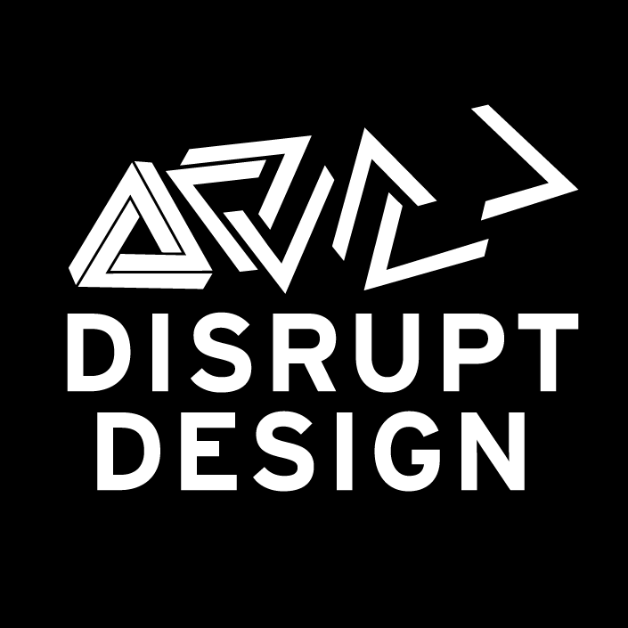 Disrupt Design Logo