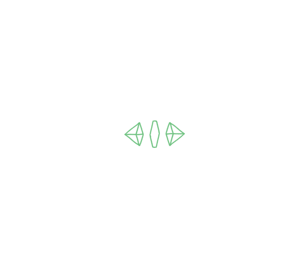 Disruptive Design Gang Logo white
