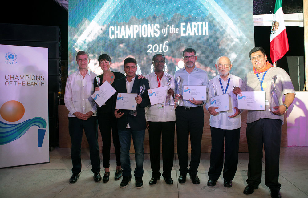 leyla acaroglu named 2016 champion of the earth