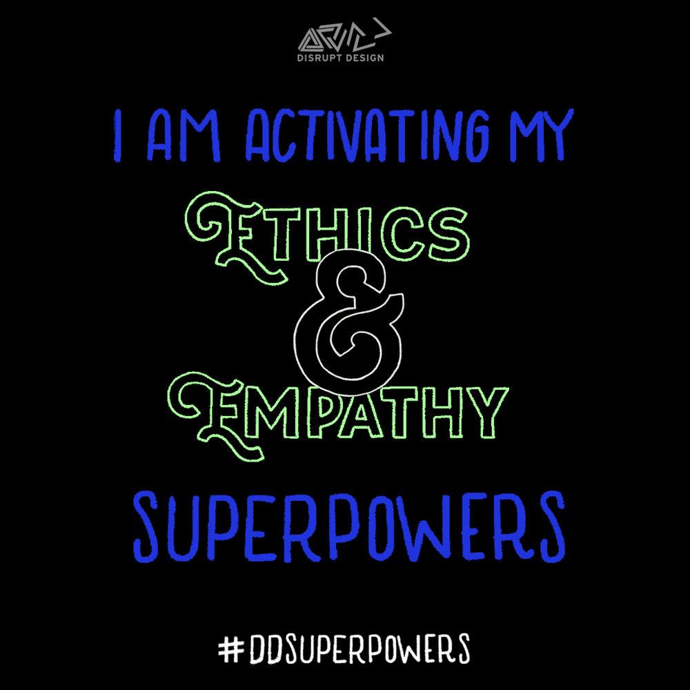 DD SUPERPOWERS