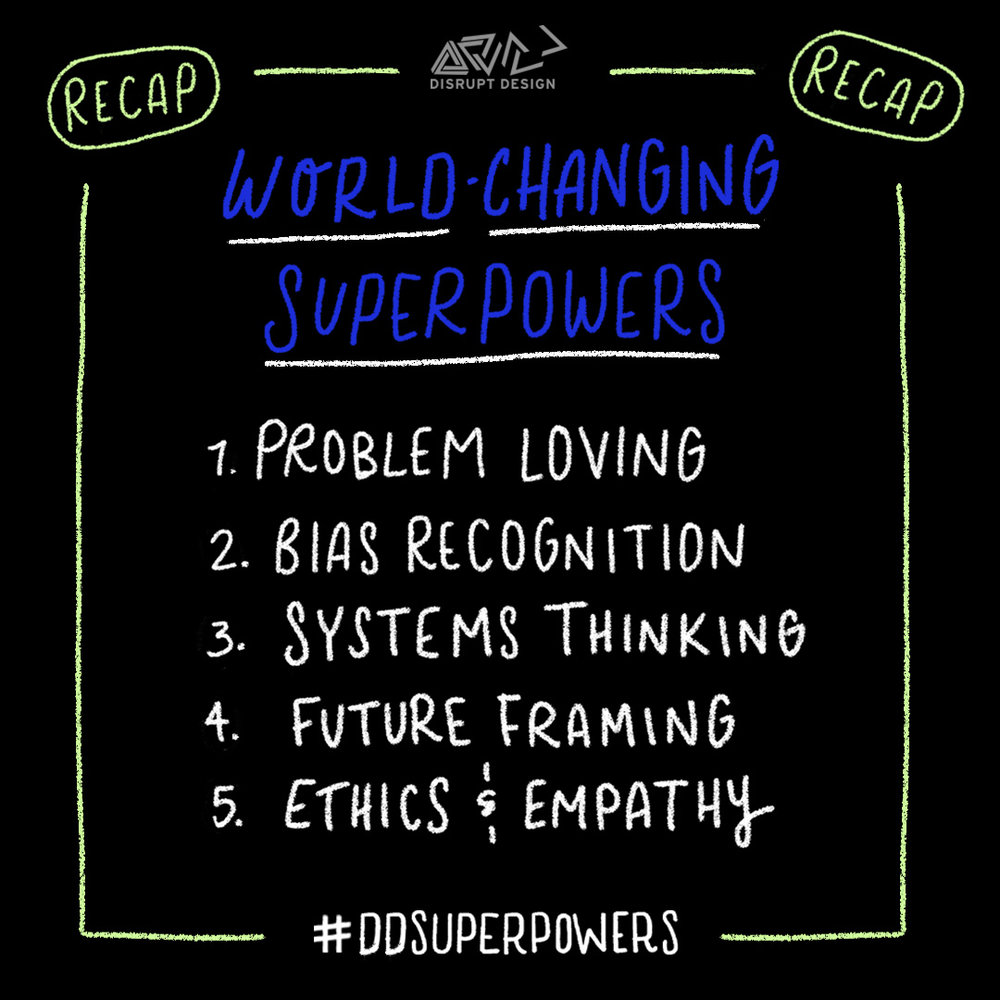 everyday super powers for making change