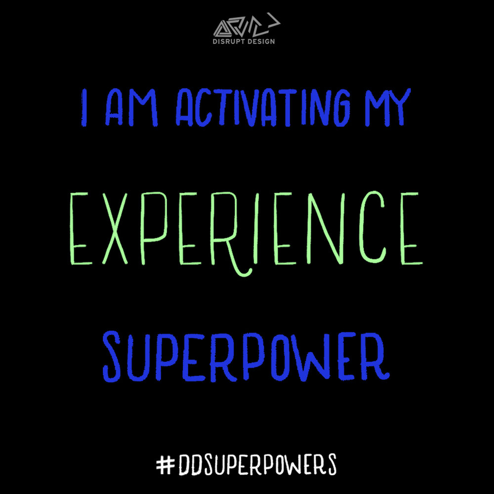experience superpower ig