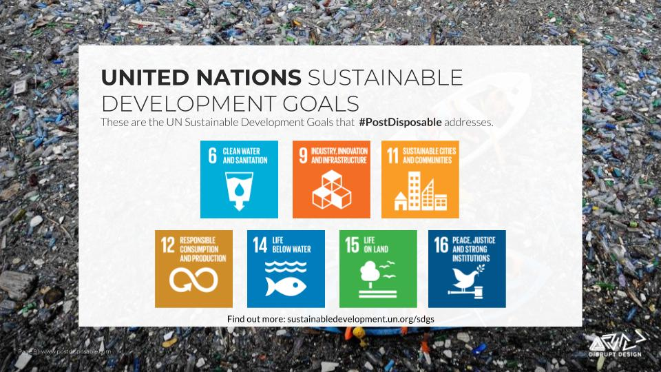 SDGs and Post Disposable movement