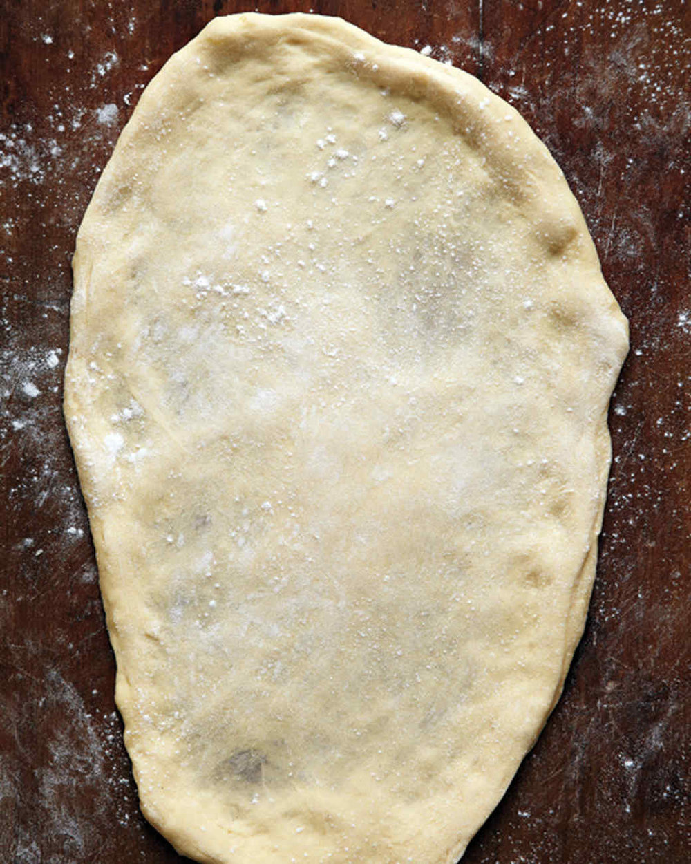 Basic Pizza Dough for the Grill