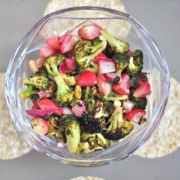 Broccoli & Radish Salad
